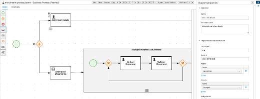 Effective Case Management within a BPM Framework